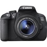 Зеркальный фотоаппарат CANON EOS 700D EF 18-55 DC III