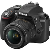 Зеркальный фотоаппарат NIKON D3300 18-55 II Kit