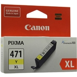 Картридж CANON CLI-471XL Yellow (0349C001)
