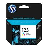 Картридж струйный HP No.123 DJ 2130 Color (F6V16AE)