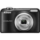 Цифровой фотоаппарат NIKON Coolpix A10 Black