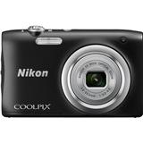 Цифровой фотоаппарат NIKON Coolpix A100 (black)