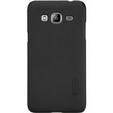 Чехол NILLKIN Samsung J3/J320 - Super Frosted Shield (Black)