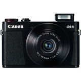 Цифровой фотоаппарат CANON PowerShot G9X Black