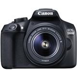 Зеркальный фотоаппарат CANON EOS 1300D EFS 18-55 DC III