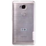 Чехол NILLKIN для Huawei Honor 5X/RG5 - Nature TPU (White)