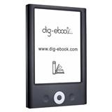 Электронная книга Dig-Ebook EB62 Black