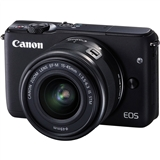 Системный фотоаппарат Canon EOS M10 kit (15-45mm) IS STM Black