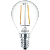 Лампа PHILIPS LED Fila ND E14 2.3-25W 2700K 230V P45 1CT APR