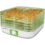 Сушка для продуктов POLARIS PFD 0405 белый с салатовым