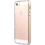 Бампер AVATTI Mela Double Bumper для Apple iPhone 5/5S Gold (153373)