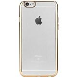 Чехол UTTY Electroplating TPU iPhone 6/6S Gold