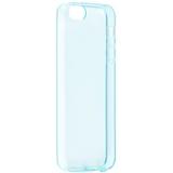 Накладка Drobak Ultra PU sky blue для Apple iPhone 5/5S/SE (219118)