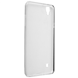 Чехол DROBAK Ultra PU для LG X Style K200DS Clear (215593)