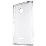 Чехол DROBAK Ultra PU Microsoft Lumia 532 (Clear)