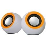 Компьютерная акустика OMEGA 2.0 OG116BWO white orange