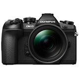 Фотоаппарат OLYMPUS E-M1 mark II 12-40 Kit black/black