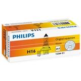 Галогенная лампа PHILIPS H16 1 шт/картон (12366C1)