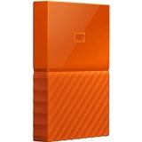 Внешний жесткий диск WD My Passport 2.5 USB 3.0 2TB Orange (WDBYFT0020BOR-WESN)