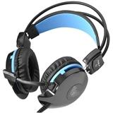 Гарнитура AULA Succubus gaming headset Black (6948391232058)