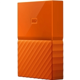 Жесткий диск Western Digital My Passport 4TB 2.5 USB 3.0 External Orange (WDBYFT0040BOR-WESN)