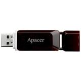 Флеш-драйв APACER AH321 32GB Red (AP32GAH321R-1)