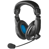Гарнитура TRUST Quasar Headset for PC and laptop (21661)