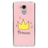 Чехол BECOVER для Xiaomi Redmi 4 Prime Princess (701046)