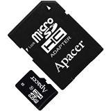 Карта памяти APACER microSDHC 16GB Class 4 (AP16GMCSH4-R)