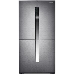 Холодильник SAMSUNG RF905QBLAXW/WT